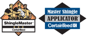 RESIDENTIAL & COMMERCIAL ROOFING,  SIDING,  AND  SEAMLESS  GUTTERING  SHINGLEMASTER